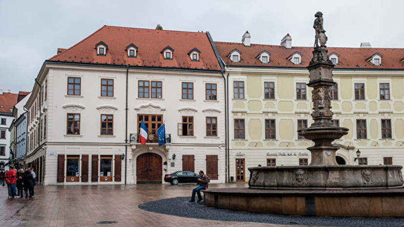 В Общественной палате отреагировали на высылку российского дипломата из Словакии