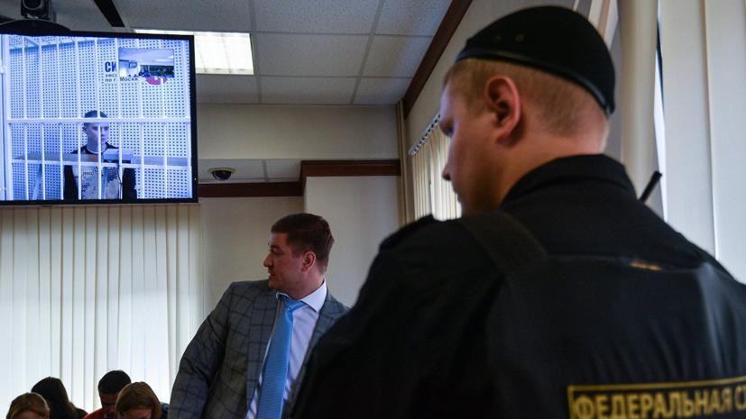 Кирилл Кокорин: частично раскаиваюсь в содеянном