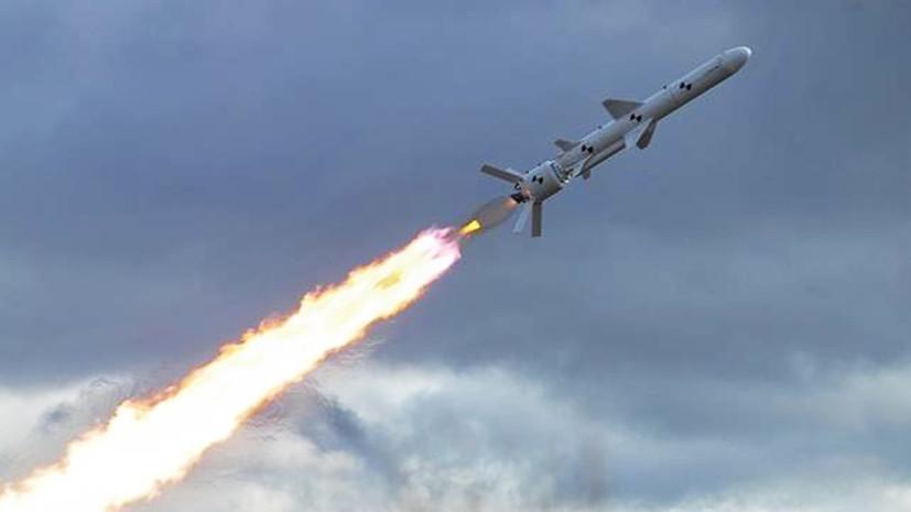 На Украине испытали противокорабельный комплекс «Нептун»