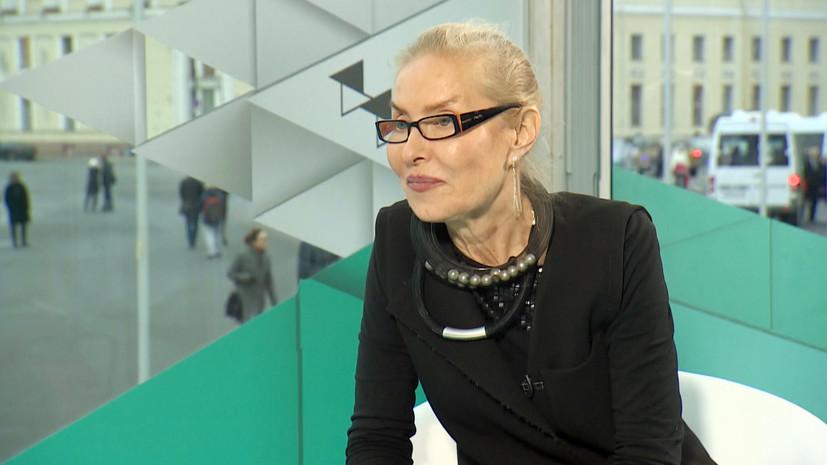 «Сегодня модно быть умным»: Ольга Свиблова рассказала о значении музеев и любви к искусству