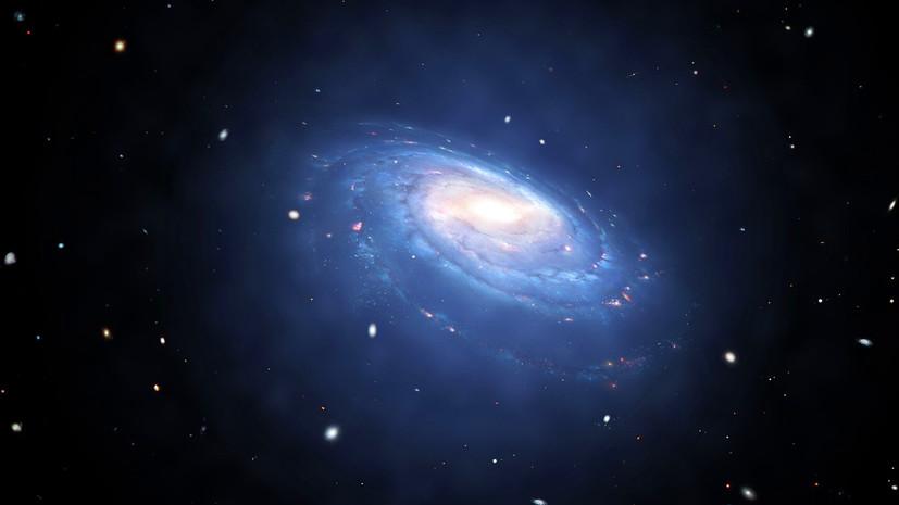 «Величайшая ошибка» Эйнштейна: учёные объяснили природу тёмной энергии и тёмной материи