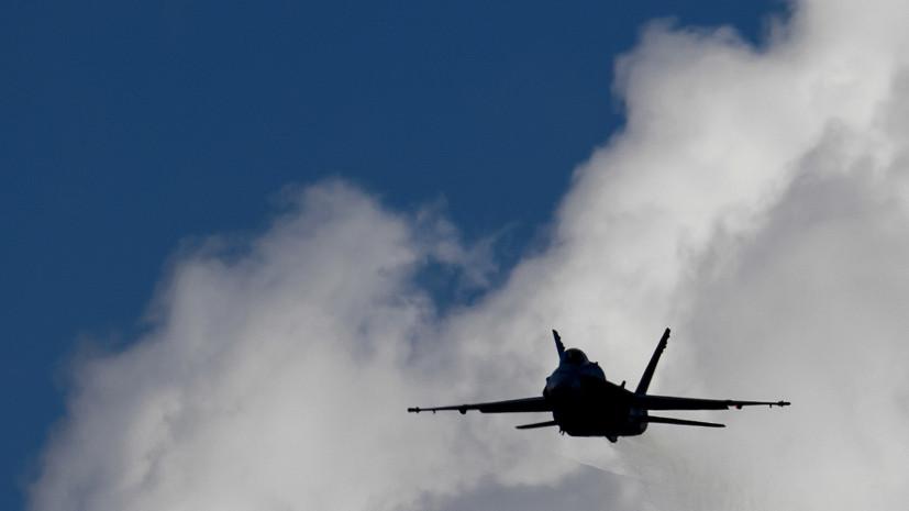 Два самолёта ВМС США потерпели крушение у берегов Японии