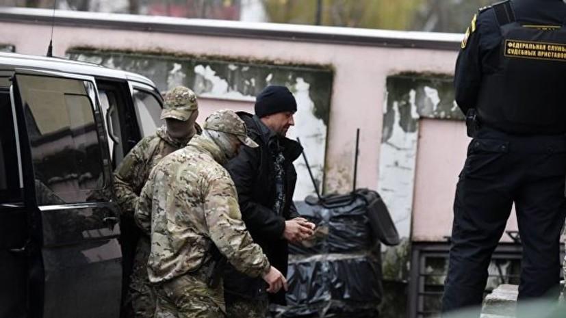 В Госдуме оценили идею обмена главы ВМС Украины на задержанных моряков