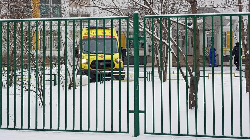 Медведев прокомментировал ЧП с подростком в московской школе