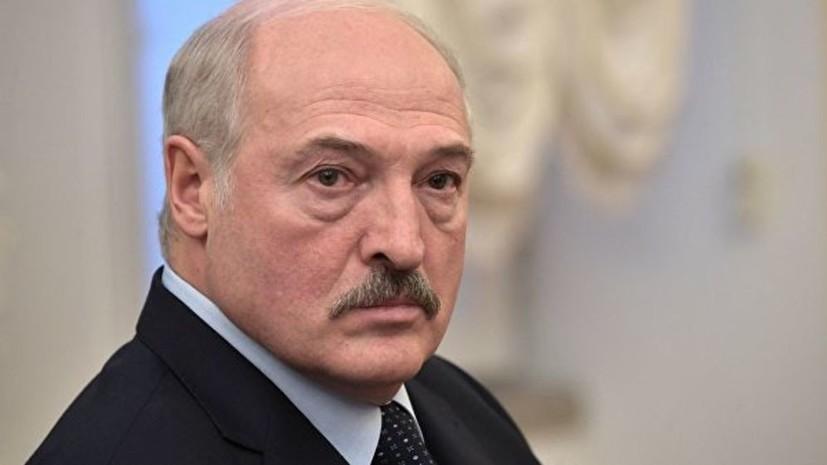 Лукашенко заявил, что генсеком ОДКБ станет представитель Белоруссии