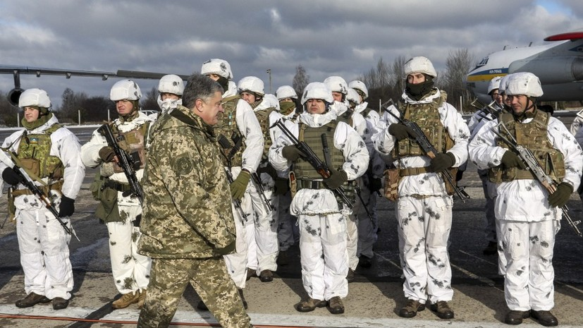 В Госдуме прокомментировали слова Порошенко о наращивании войск на границе с Россией
