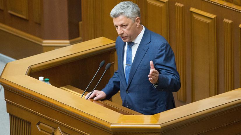 Депутат Рады обвинил Киев в пиаре на ситуации с задержанными украинскими моряками