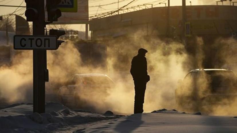 Синоптики пообещали потепление в Новосибирске 7 декабря