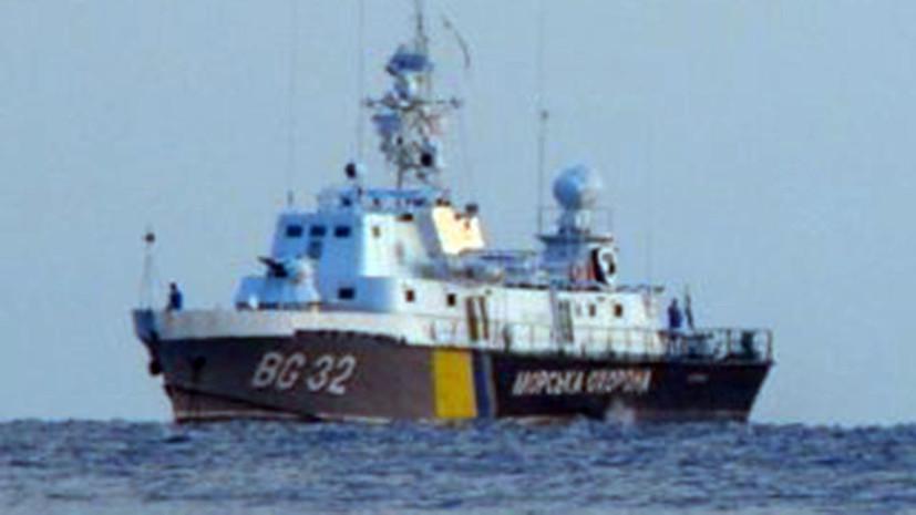Эксперт оценил идею Верховной рады разрешить морской охране стрелять без предупреждения