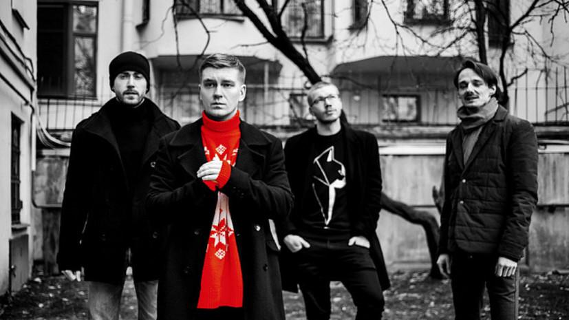 Лидер группы «Аффинаж» рассказал о новом альбоме