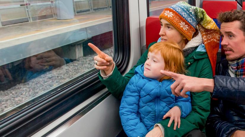 Между Москвой и городами Подмосковья запустят восемь «Зимних экспрессов»