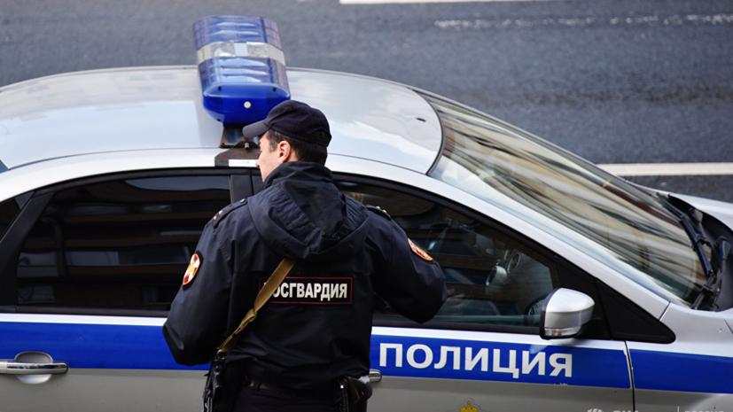 В Москве задержали подозреваемого в серии нападений на женщин