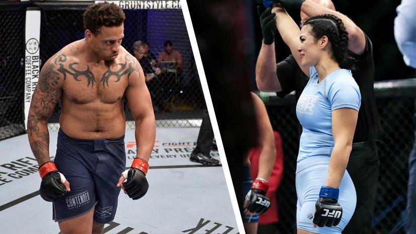 «Это в корне неправильно»: избитая мужем спортсменка и обвинявшийся в насилии боец выступят на одном турнире UFC