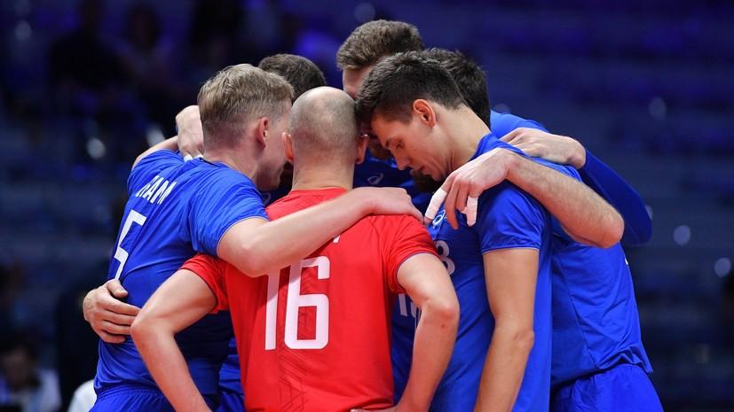 ВФВ признала неудовлетворительными выступления сборных России по волейболу на ЧМ