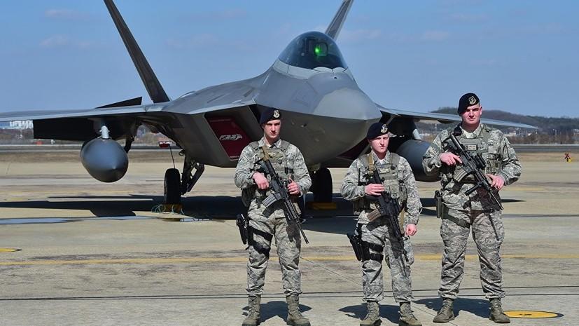 Вашингтон и Сеул обсудят увеличение затрат на оборону в Южной Корее