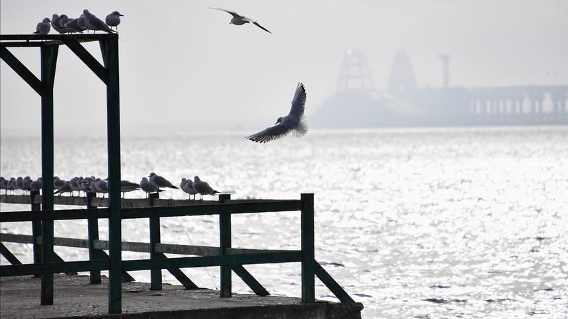 Глава Минобороны Украины заявил о планах ВМС страны пользоваться Керченским проливом