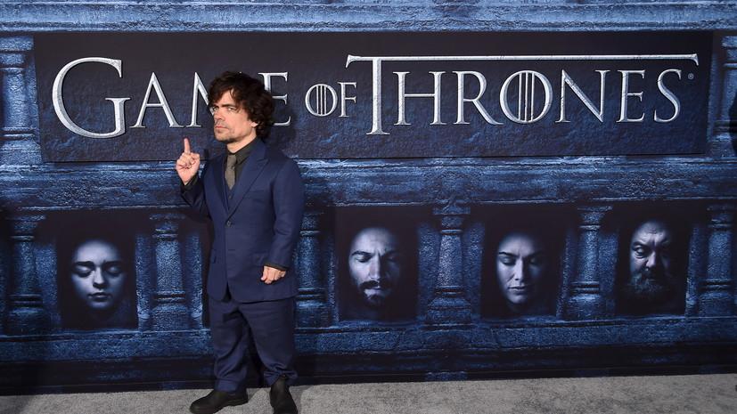 HBO выпустила тизер последнего сезона «Игры престолов»