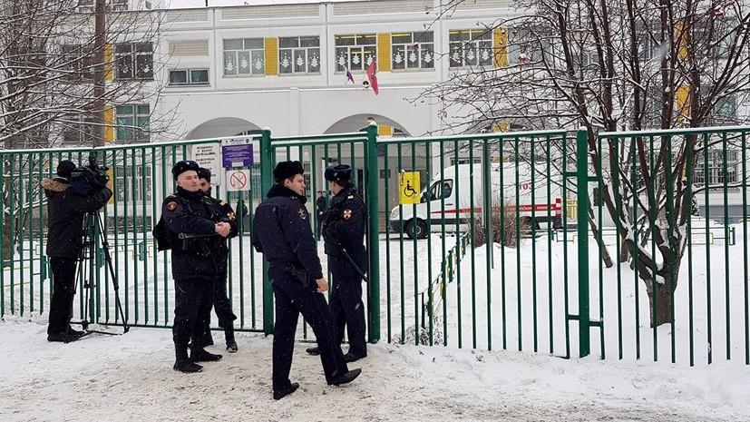Школа в Жулебине возобновила работу после инцидента с подростком