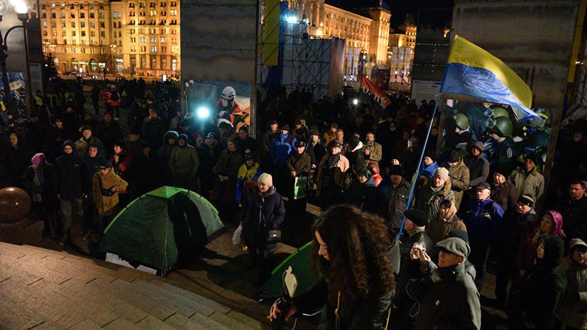 Лавров: Запад поддержал государственный переворот на Украине в 2014 году