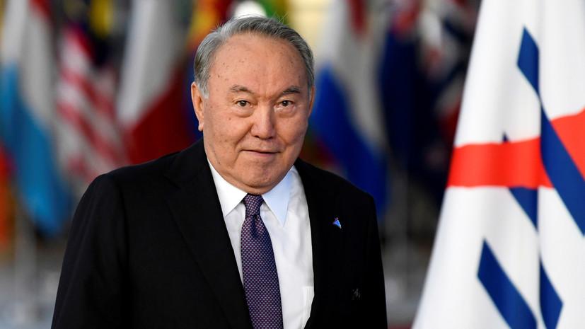 Назарбаев рассказал о своих переживаниях за Украину