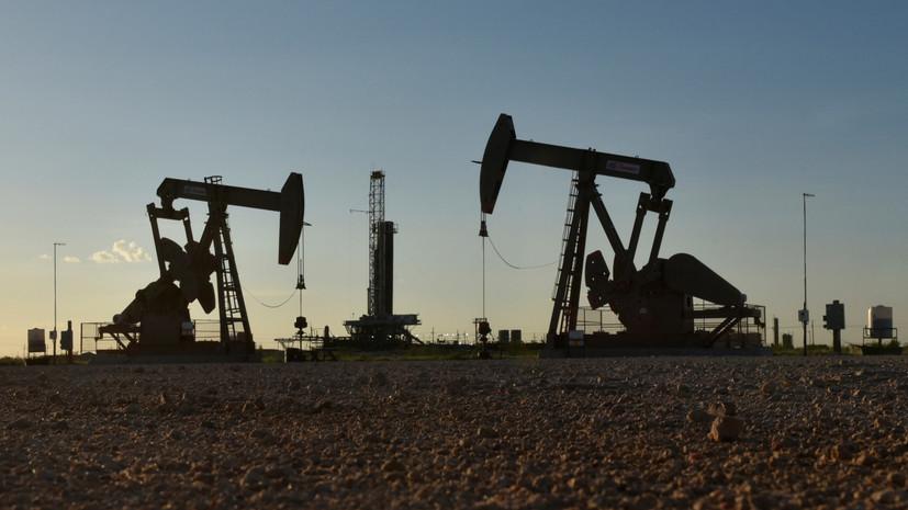 Мировые цены на нефть растут в пределах 5%