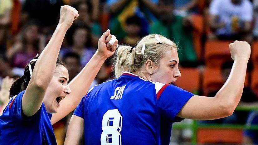 Матч женского чемпионата Европы по гандболу Россия — Сербия перенесён из-за протестов во Франции