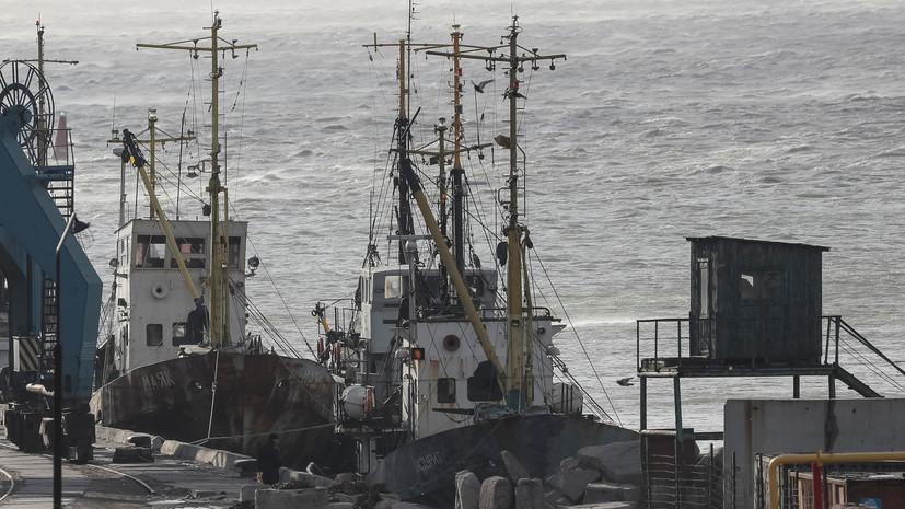 Генсек ОБСЕ призвал Украину и Россию избегать провокаций в Азовском море
