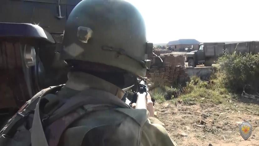 Ликвидированный в Дагестане боевик причастен к убийству полицейских