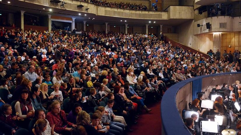 «Спящую красавицу» покажут в театре имени Сац в Москве 15 и 16 декабря