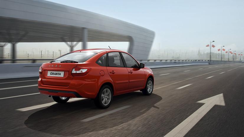 Эксперт прокомментировал рост продаж российских легковых автомобилей в конце года