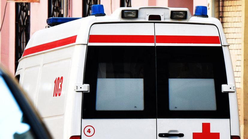 Массовое ДТП произошло в Москве на Волгоградском проспекте