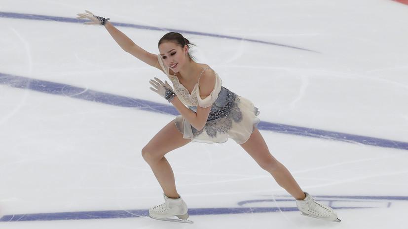 Загитова считает, что проиграла Кихире в финале Гран-при из-за излишней зажатости