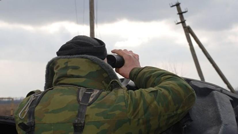 В ЛНР сообщили о переброске ВСУ самоходных артиллерийских установок