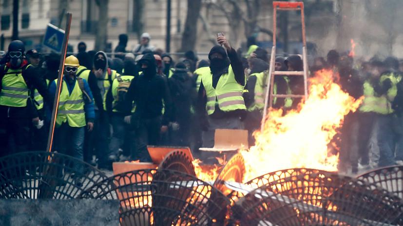 Эксперт объяснил призыв Парижа к Трампу не вмешиваться в дела Франции