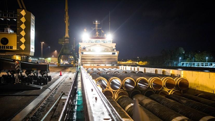 Вложившая в «Северный поток — 2» €531 млн OMV продолжит финансирование