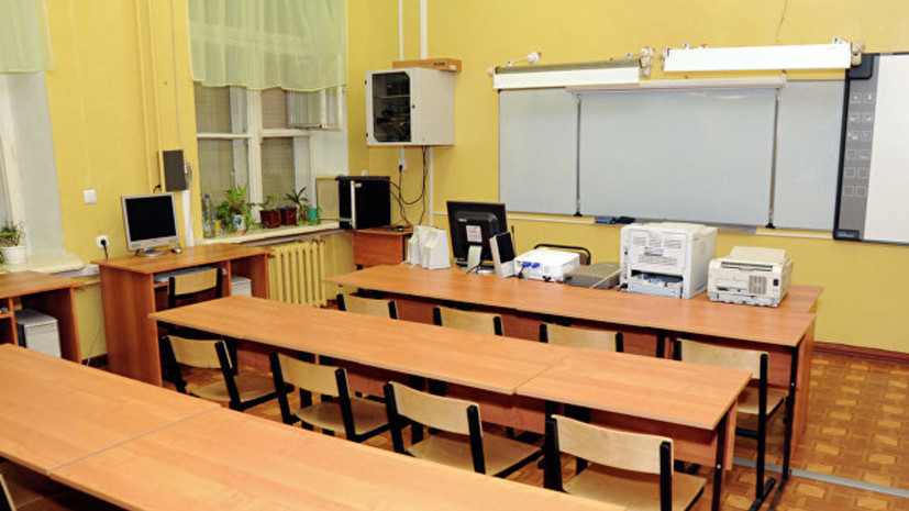 В Кургане частично отменили занятия в школах из-за мороза