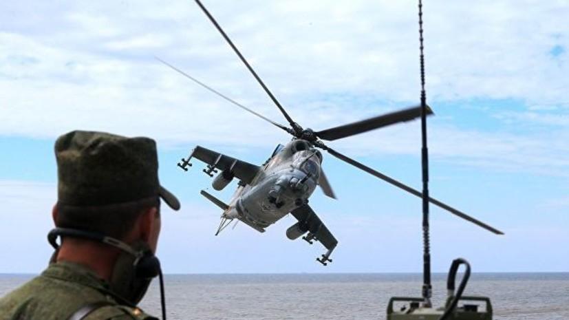Экс-командующий ЧФ оценил развитие морской авиации в России