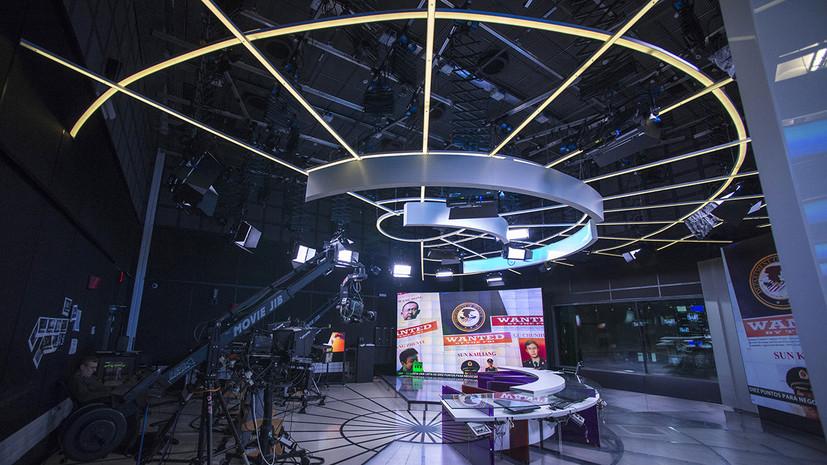RT на испанском вошёл в телесеть Televiva в США