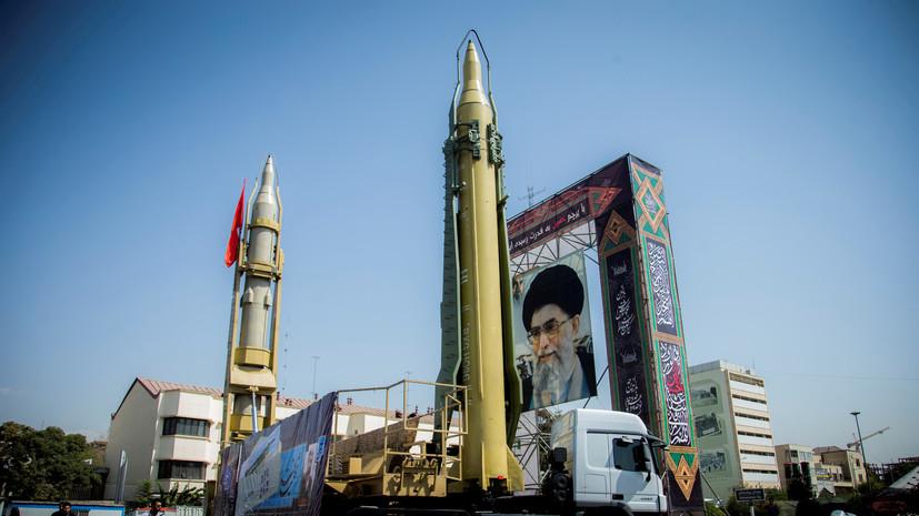 В Иране заявили о возможности увеличения дальности полёта своих ракет