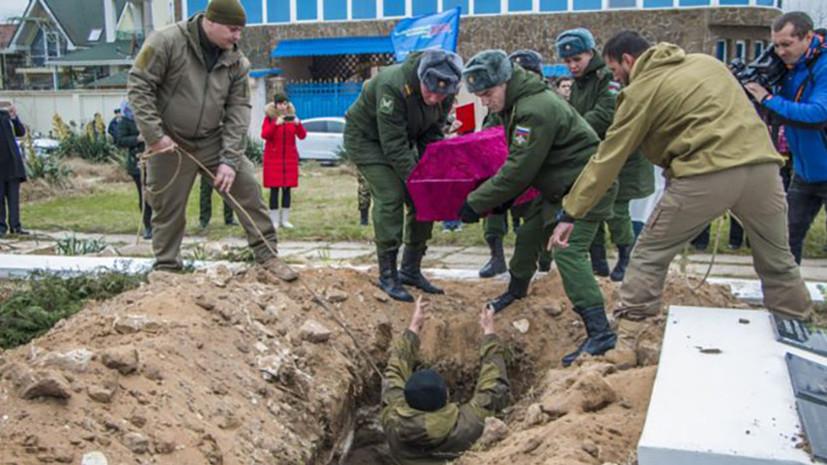 В Керчи за год нашли останки 66 погибших в Великую Отечественную войну