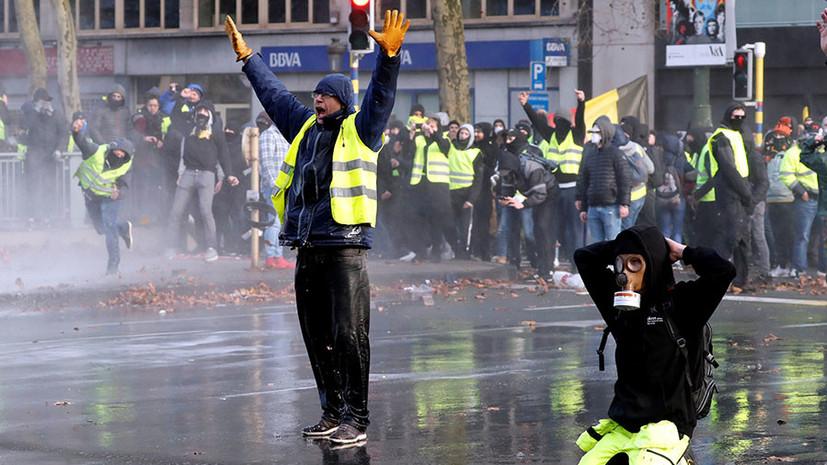 Встреча города и деревни: автор Telegram-канала «Мышь в овощном» — о новом витке протестов «жёлтых жилетов» во Франции