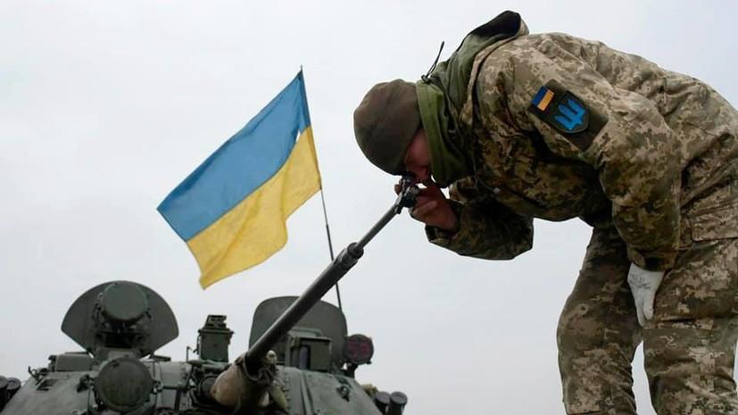 В 2019 году финансирование Минобороны Украины увеличат на 18,5%