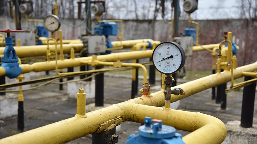 Средняя цена импортного газа для Украины достигла почти $340