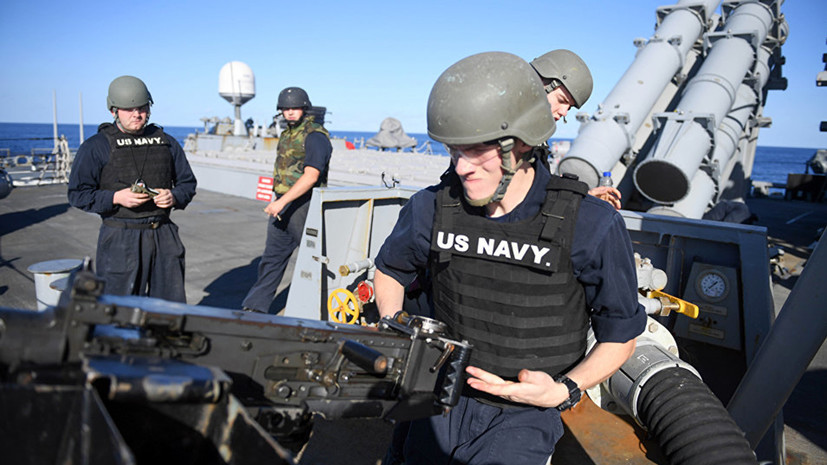 Море волнуется: в США заявили о потенциальной нехватке моряков в случае военной угрозы