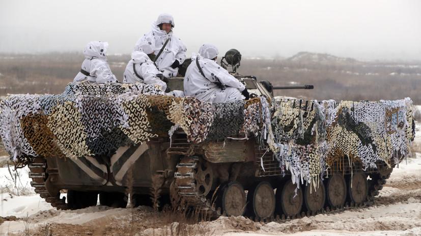 Захарова рассказала о подготовке Киевом наступления в Донбассе
