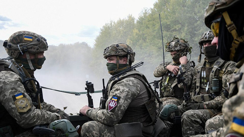Политолог оценил вероятность военной операции Киева в Донбассе