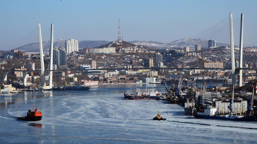 Путин подписал указ о переносе столицы Дальнего Востока во Владивосток