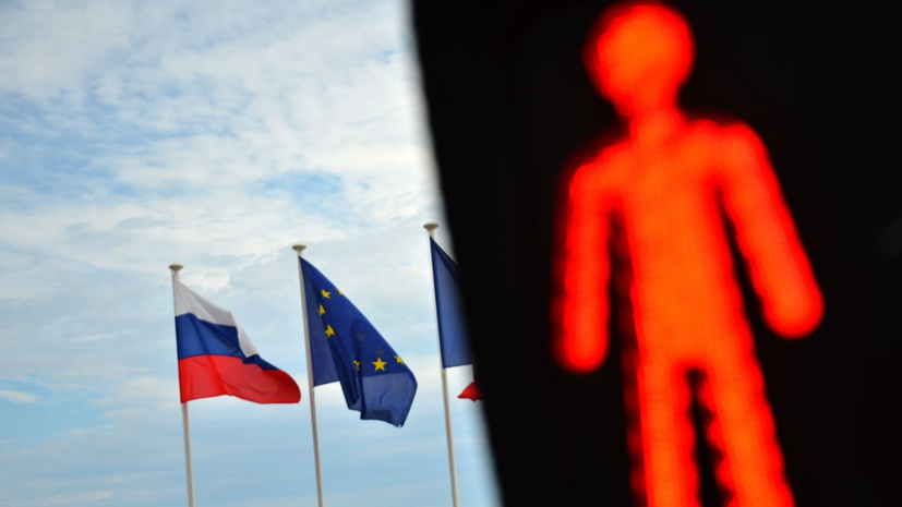 Евросоюз продлил экономические санкции против России на полгода