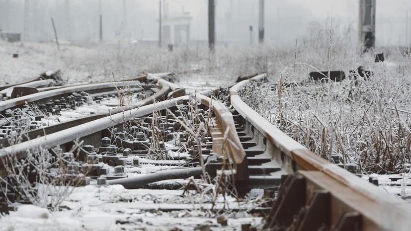 В Кировской области восстановили движение после схода вагонов