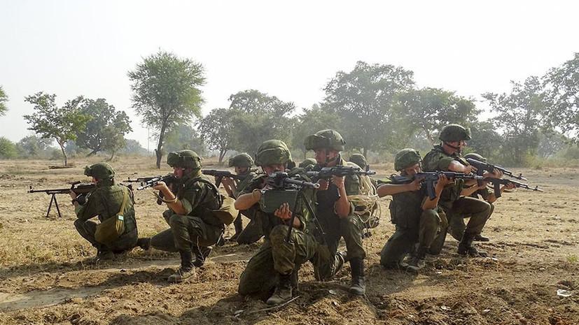 «Высокий уровень доверия»: как будет развиваться военно-техническое сотрудничество между Россией и Индией